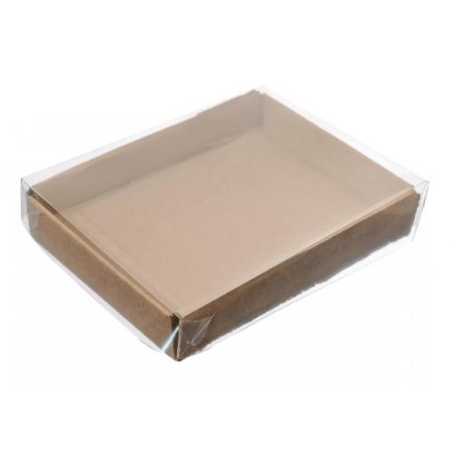 Упаковка для конфет 14 см*10,5 см*2,5 см крафт
