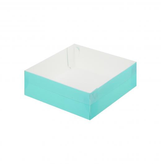 Коробка для зефира 20 см*20 см*7 см,
