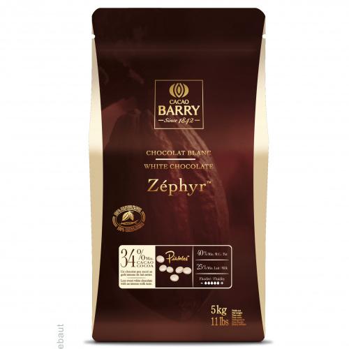 Callebaut Шоколад Zephir 34% 1 кг