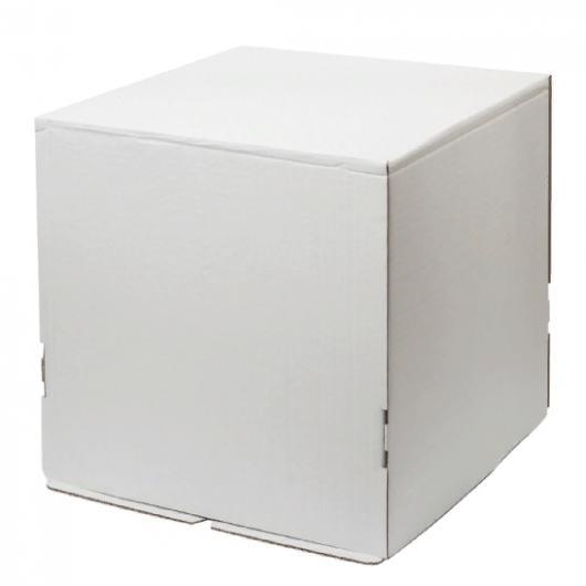 Коробка для торта 30 см*30 см*30 см (2 категория)