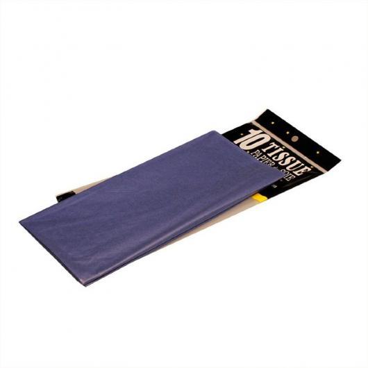 Бумага Тишью синий 51*66 см 10 листов
