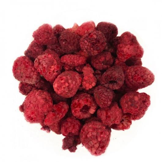 Малина сублимированная целые ягоды 0,04 кг
