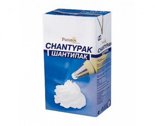 Крем на растительных маслах Шантипак 1л