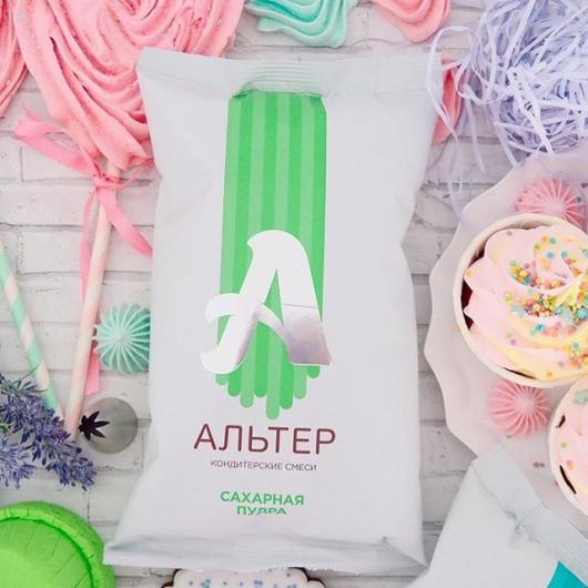 ПУДРА сахарная Альтер 0,5 кг
