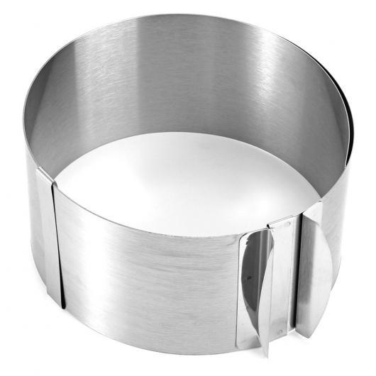 Форма кольцо раздвижное D16-30 см высота 8,5 см