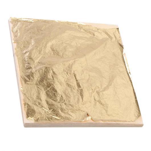 Золото лист 14*14