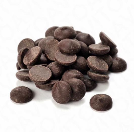 Callebaut Шоколад темный в галлетах 54,5% 0,5 кг
