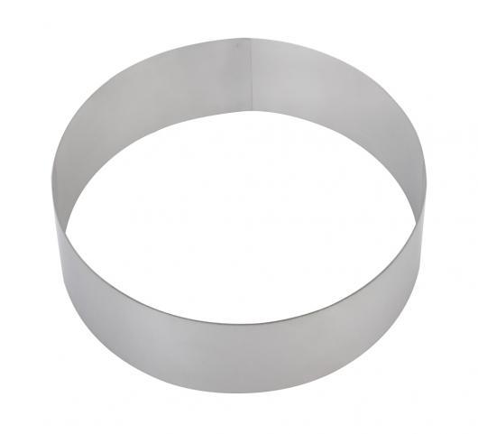 Кольцо кондитерское 18 см высота 5 см