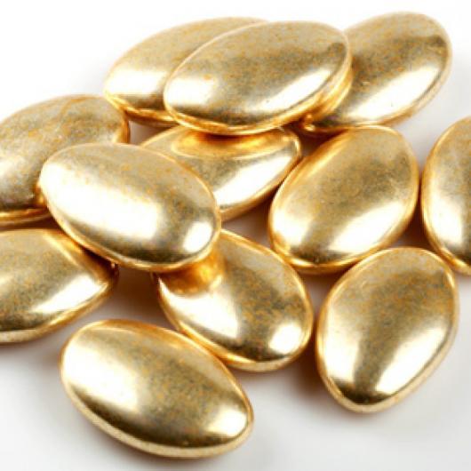 Украшение сах золотой миндаль 0,05 кг